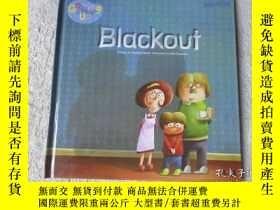 二手書博民逛書店罕見Blackout(附光盤)Y21478 Andrea Mac