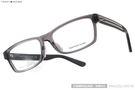 TOMMY HILFIGER 光學眼鏡 TH5025J 4PF (透灰-黑) 時尚舒適休閒簡約款 # 金橘眼鏡