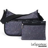 LeSportsac - Standard側背水餃包/流浪包-附化妝包 (輕吻) 7520P F090