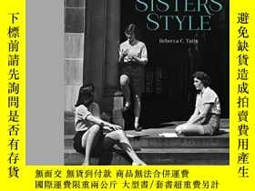 二手書博民逛書店Seven罕見Sisters Style: The All-american Preppy Look-七姐妹風格: