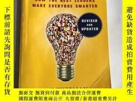 二手書博民逛書店multipliers罕見how the best leaders make everyone smarter