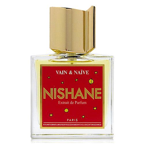 Nishane 妮姍 Vain & Naive Extrait De Parfume 天真傲慢香精 50ml TESTER [QEM-girl]