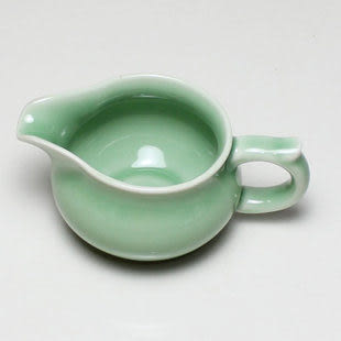 龍泉青瓷公杯陶瓷