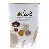 歐勒夫~特級冷壓初榨橄欖油3公升/罐