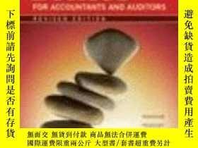 二手書博民逛書店Ethics罕見For Accountants And Auditors Revised Edition-會計師和