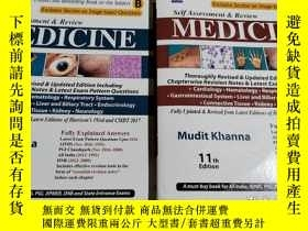 二手書博民逛書店Self罕見Assessment & Review MEDICI