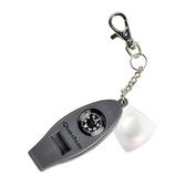 迪卡儂 戶外運動口哨指南針 體育多功能鑰匙扣便攜式 RUNT  極有家