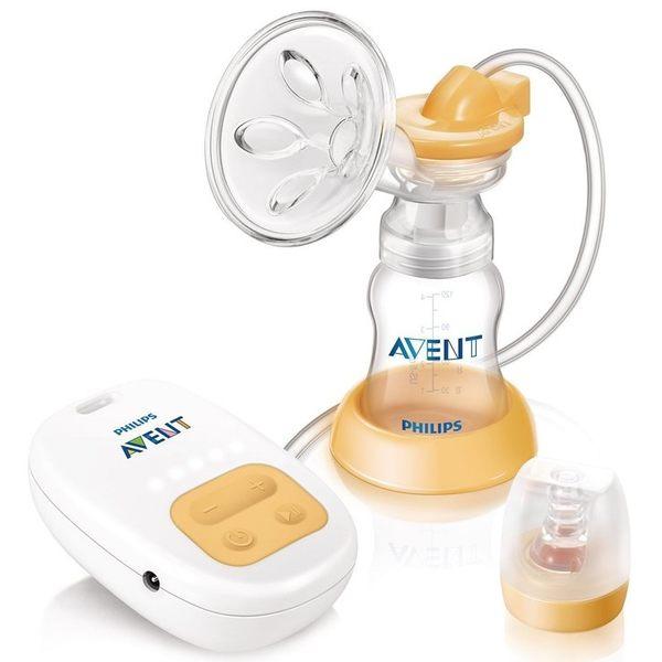 【限量特賣】Philips Avent 新安怡 - 標準口徑PP單邊電動吸乳器