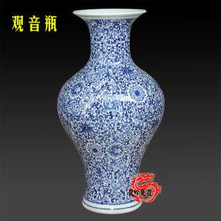 景德鎮陶瓷器花瓶工藝