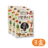 Freshgood鮮食優多・樂果村•有機乾冬菇(L-小朵)3包
