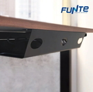 【耀偉】FUNTE 線槽/電線收納槽/整...