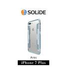 【G2 STORE】SOLiDE ARES 軍規級 iPhone 7 Plus 防摔 保護殼 邊框 可站立 可感應過卡 寧靜藍