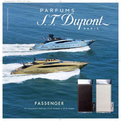 S.T. Dupont Passenger for Men 旅人男性噴式淡香水 30ml【UR8D】