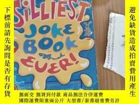 二手書博民逛書店The罕見Silliest Joke Book EverY15335