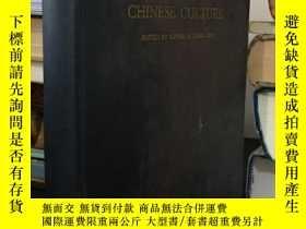 二手書博民逛書店1932年一中國文化討論會罕見SYMPOSIUM ON CHIN
