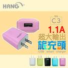 HANG C3 1.1A 超大輸出 商檢...