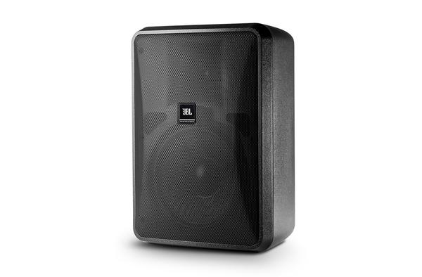 【音響世界】新款JBL Control 28-1八吋戶內外120-240瓦大出力多種輸出專業喇叭(公司貨)黑色一對