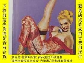 二手書博民逛書店1000罕見Pin-Up Girls 畫冊 德文原版 海報女郎 畫集Y244813 Taschen 出版2