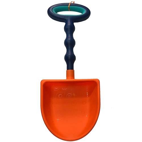 《 美國 B.toys 感統玩具 》陽光鏟(葡萄柚) ╭★ JOYBUS玩具百貨