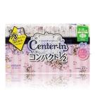 【日本Center-In】柔軟花香 一般日用 21.5cm (22枚入)