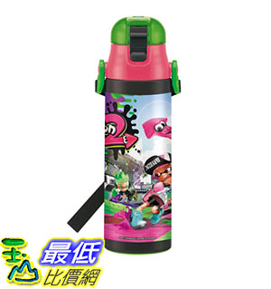 [8日本代購]  Skater 水壺 supuratoxu-n, Ultra Lightweight and Compact Lockable 580ml