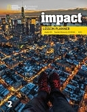 二手書 《Impact 2: Lesson Planner with MP3 Audio CD, Teacher Resource CD-ROM, and DVD》 R2Y ISBN:9781305873582