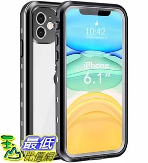 [9美國直購] iPhone 11 防水手機殼 Waterproof Case, Shockproof Dropproof Dirt Rain Snow Proof iPhone 11 Case Screen