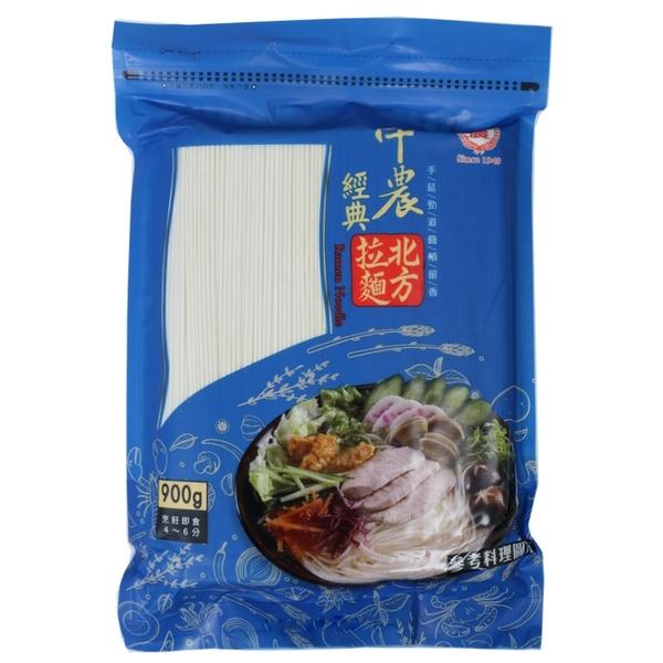 中農經典北方拉麵900g*2包
