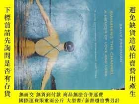 二手書博民逛書店swimming罕見the channelY271632 sal