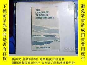 二手書博民逛書店THE罕見LANGUAGE TEACHING CONTROVER