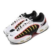 【海外限定】Nike 慢跑鞋 Air Max Tailwind IV 白 黑 漸層 氣墊 男鞋 【PUMP306】 AQ2567-109