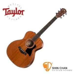 【324-e/Taylor吉他/GA桶身】Taylor 324e 木吉他 / 電木吉他 全單板 可插電民謠吉他 美廠  附原廠硬盒