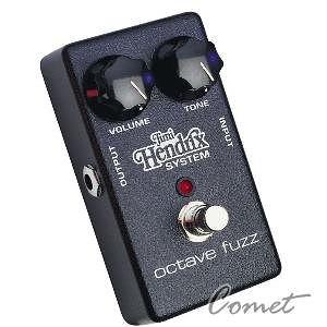 【簽名法滋效果器】【Dunlop JH3S】【Jimi Hendrix Octave Fuzz/八度音的效果】【破音效果器】