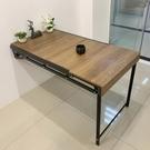 壁掛餐桌 多功能折疊桌小戶型墻壁桌家用伸...