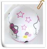 Hello Kitty安全帽,309,星星/白~林森
