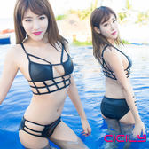 情趣用品-睡衣商品送潤滑*2♥CICILY魅力四射性感裹胸兩件式泳衣裝cos死庫水情趣用品