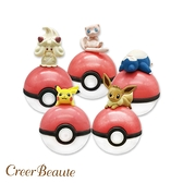 Pokémon 日本寶可夢 聯名潤唇膏 神奇寶貝 皮卡丘 伊布 夢幻 卡比獸 霜奶仙 乳木果油 滋潤 公司貨