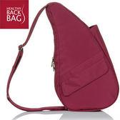 丹大戶外【Healthy Back Bag】美國寶背包-小/人體工學/防滑背帶/多收納口袋/斜背包 HB7103-RY 寶石紅