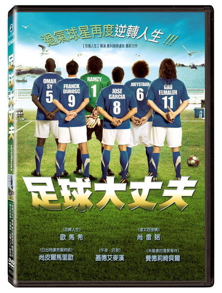 足球大丈夫 DVD The Dream Team (購潮8)