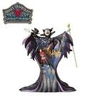 【正版授權】Enesco 黑魔女 場景塑像 公仔 精品雕塑 塑像 睡美人 迪士尼 Disney - 890595