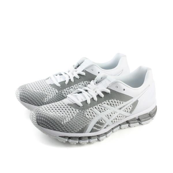 亞瑟士 ASICS GEL-QUANTUM 360 KNIT 運動鞋 灰色 女鞋 T778N-0100 no329