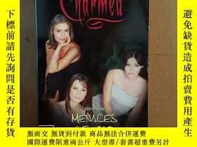 二手書博民逛書店Charmed,罕見Tome 6 : Menaces De Mort (法文原版)Y269331 Camero