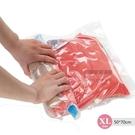 約翰家庭百貨》【SA100】5入手捲式真空壓縮袋旅行最方便 免抽氣旅行衣物收納整理包 特大號 50x70cm