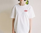 FINDSENSE H1夏季 新款 日本 嘻哈  街頭 復古印花  時尚  寬鬆
