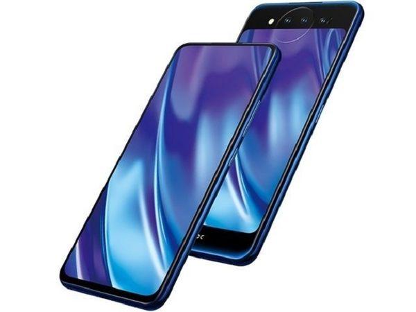 VIVO NEX / 維沃 vivo NEX 雙螢幕版 10G/128G 6.39吋  / 贈玻璃貼 /24期零利率