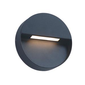 燈飾燈具【燈王的店】戶外壁燈 LED 4W 圓盤壁燈 ☆ OD2295