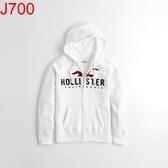 HCO Hollister Co. 男 帽T外套 J700