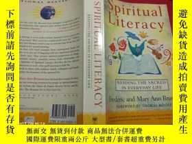 二手書博民逛書店SPIRITUAL罕見LITERACY Reading the