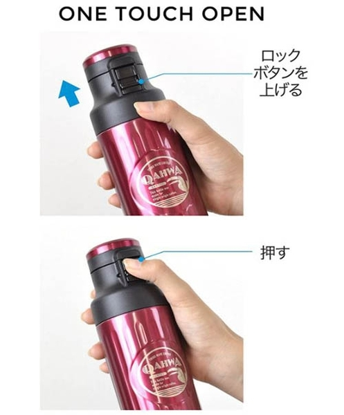 QAHWA CB 【日本代購】思維 日本咖啡保溫杯420ML - 亮棕