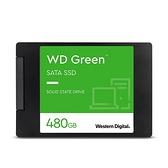 WD SSD 綠標 480GB 2.5吋固態硬碟